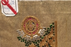 embroidery by Lesage