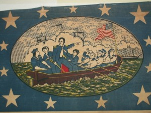 Perry Banner: Detail